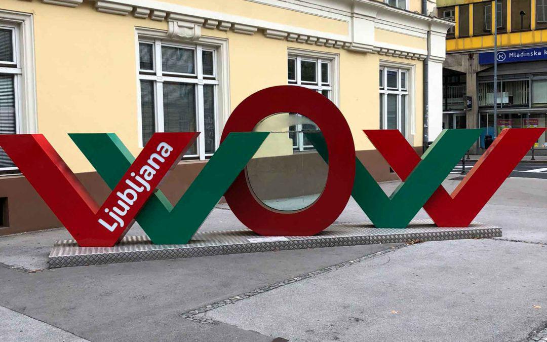 """Ljubljana, das erste Reiseziel für unser #Herzensbuch """"Reisebegleiter"""""""
