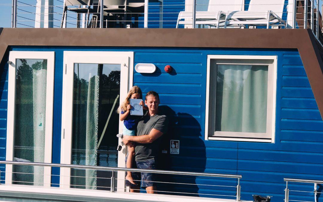 Hausbooturlaub mit Kindern –  Vorteile, Nachteile, Tipps
