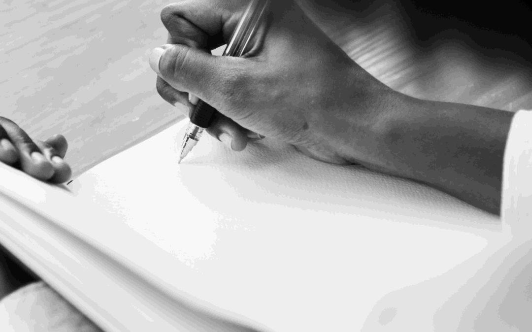 Ideen für ein Hochzeitsgästebuch mit Steckbrief