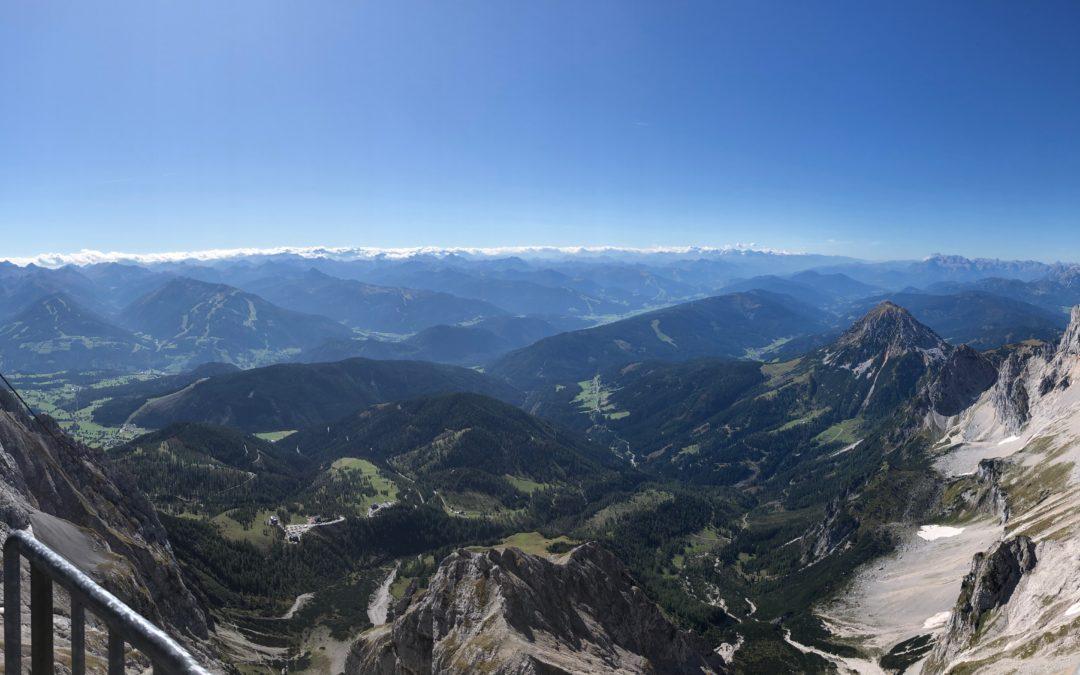 Dachstein Gletscher Erlebnis