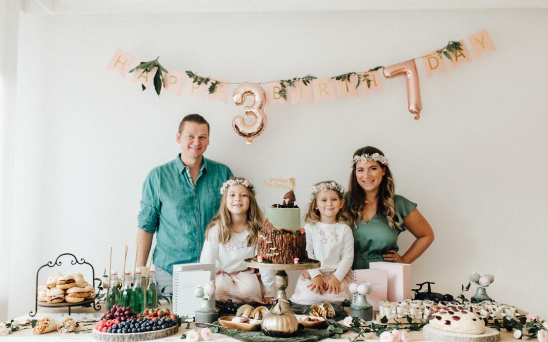 Woodland Fairy Party – Feenbuffet