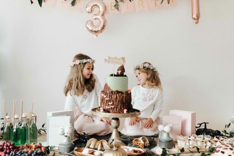 Woodland Fairy Party – Geschenkideen