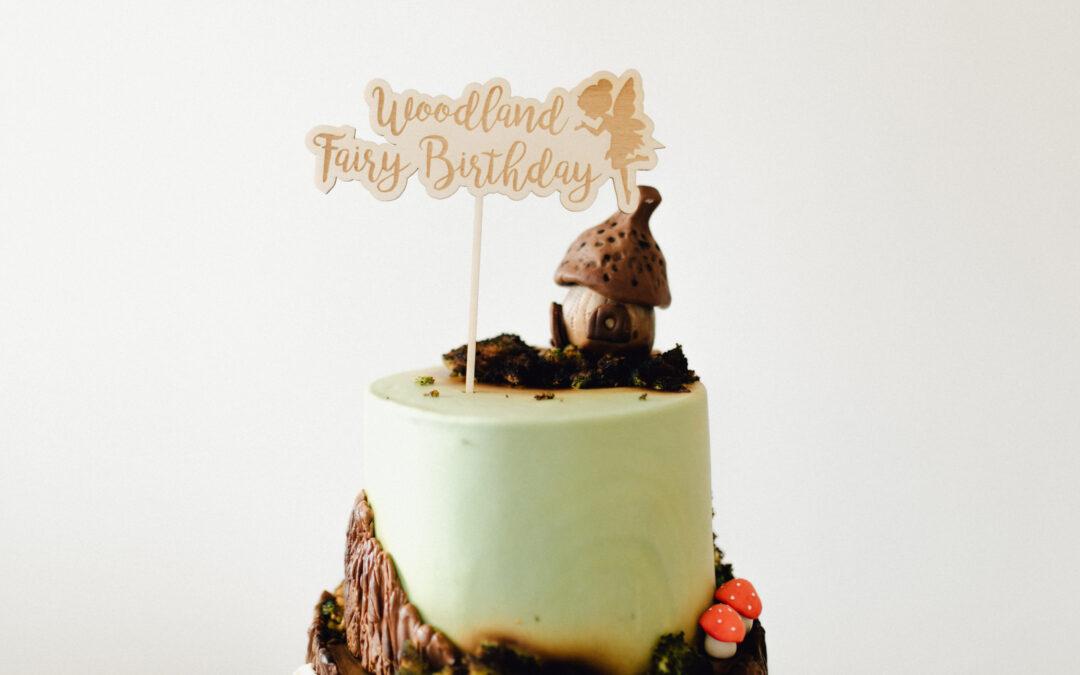 Woodland Fairy Party – Waldfeen Kindergeburtstag