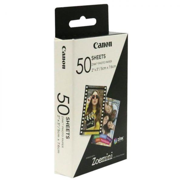 Canon Zoemini Fotopapier