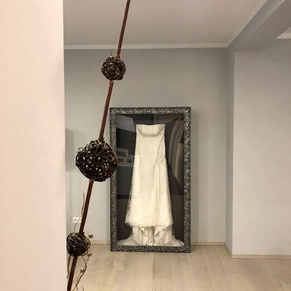 Brautkleidrahmen