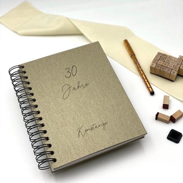 Geburtstagsbuch