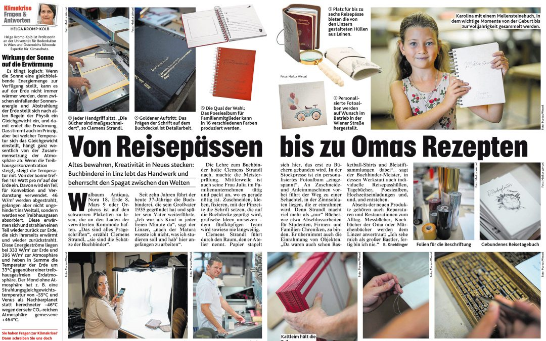 Kronen Zeitung Seite