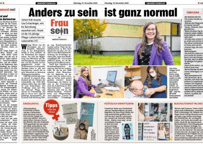 Frauenseite Kronen Zeitung