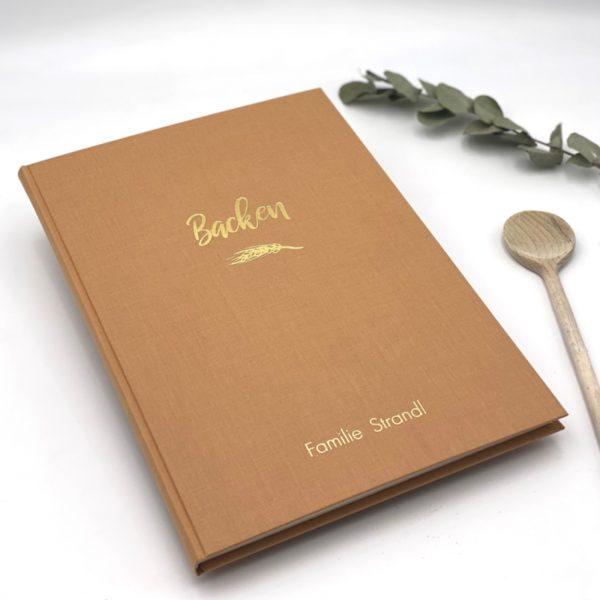 Backbuch Familienrezepte