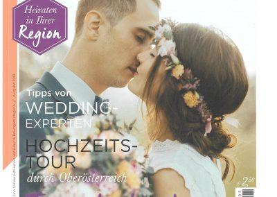 Braut in Oberösterreich