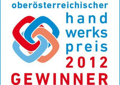 CMYK Handwerkspreis Gewinner 2012