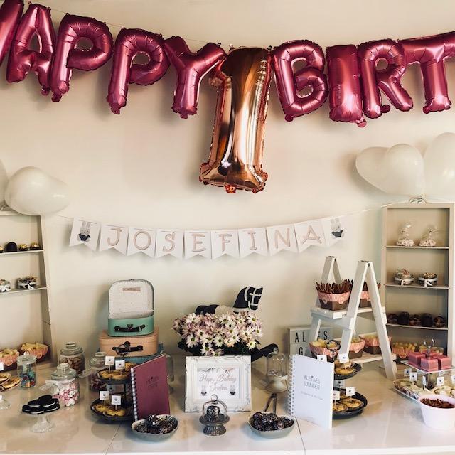 Liebe ist…eine Candy Bar zum 1.Geburtstag