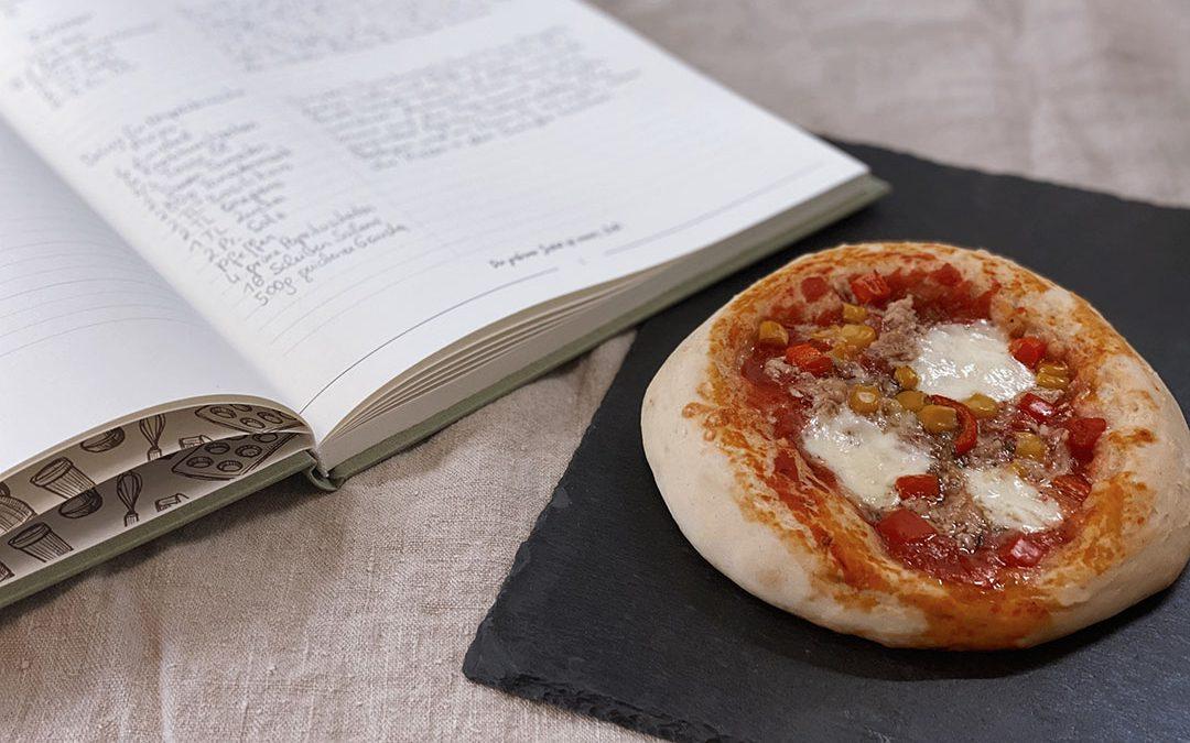 Luftig lockerer Pizzateig