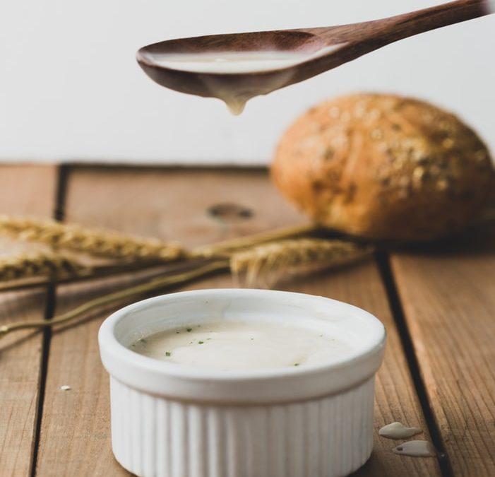 Die Rahmsuppe als Hausmittel